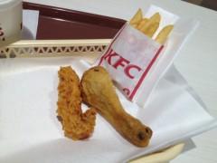 アクア新渡戸 公式ブログ/KFC 画像1