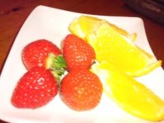 アクア新渡戸 公式ブログ/また、食べたい最近の物(笑) 画像1