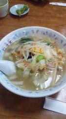 アクア新渡戸 公式ブログ/湯麺だよ\(^ー^)/ 画像1