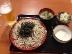 アクア新渡戸 公式ブログ/本日初食事 画像1