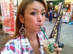 アクア新渡戸 公式ブログ/あちぃ時のスタバ 画像1