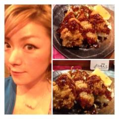 アクア新渡戸 公式ブログ/牡蠣フライ! 画像1