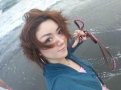 アクア新渡戸 公式ブログ/仕事前に海でお散歩 画像2