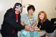 アクア新渡戸 公式ブログ/吉川幸枝社長と記念撮影 画像3