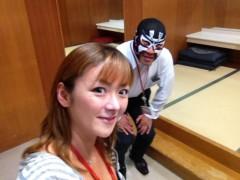 アクア新渡戸 公式ブログ/TBS楽屋に到着 画像1