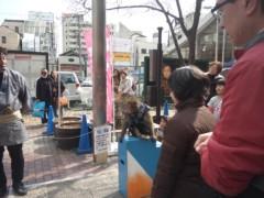 アクア新渡戸 公式ブログ/大道芸 画像2