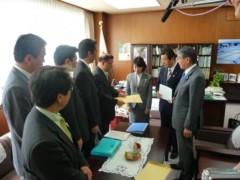 江藤拓 公式ブログ/官邸へ口蹄疫対策要望 画像2