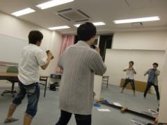 team堀川 プライベート画像/リューマ ダンス練習中! CIMG2295