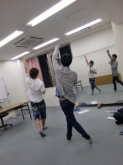 team堀川 プライベート画像/リューマ ダンス練習中! CIMG2291