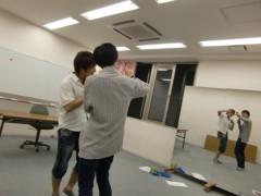team堀川 プライベート画像/リューマ ダンス練習中! CIMG2297
