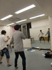team堀川 プライベート画像/リューマ ダンス練習中! CIMG2294
