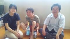 team堀川 公式ブログ/映画「池島譚歌」クランクイン 画像1