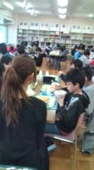 落合真理 公式ブログ/母校で講演☆ 画像1