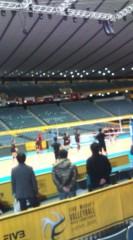 落合真理 公式ブログ/代々木体育館☆ 画像1