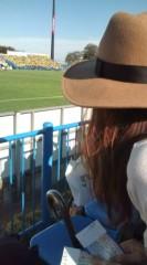 落合真理 公式ブログ/サッカー観戦! 画像1