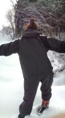 落合真理 公式ブログ/雪っ!! 画像1