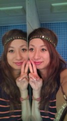 落合真理 公式ブログ/双子!? 画像1