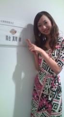 落合真理 公式ブログ/テレ朝にて〜♪ 画像1