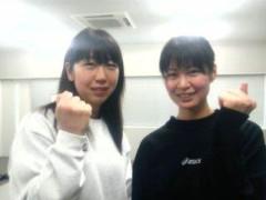 落合真理 公式ブログ/あの選手からのサプライズメッセージを被災地へ☆ 画像2