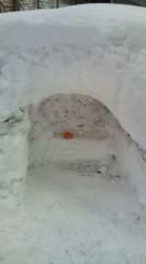 落合真理 公式ブログ/雪っ!! 画像2