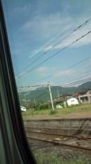 落合真理 公式ブログ/またまた新幹線にて〜 画像1