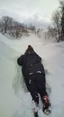 落合真理 公式ブログ/雪っ!! 画像3