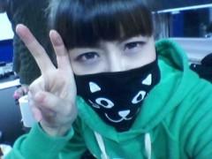 ジャン ヒョジョン 公式ブログ/めちゃ寒いっ 画像2