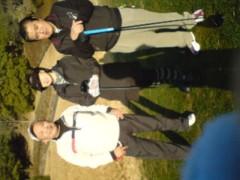 川上麻衣子 公式ブログ/八重子と優でゴルフ 画像1