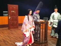 川上麻衣子 公式ブログ/時代劇法廷 画像1