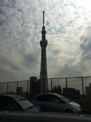 川上麻衣子 公式ブログ/取材2日目 画像1