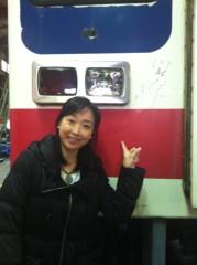 川上麻衣子 公式ブログ/三陸鉄道復興に向けて 画像3