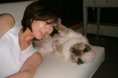 川上麻衣子 公式ブログ/「なかなおり」 画像1