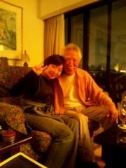 川上麻衣子 公式ブログ/大好きなオヒョイさんと。 画像1