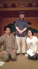 川上麻衣子 公式ブログ/辰巳さんと 画像1