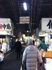 川上麻衣子 公式ブログ/早朝築地散歩 画像2
