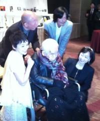 川上麻衣子 公式ブログ/祝100歳‼ 画像1