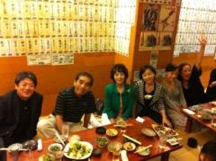 川上麻衣子 公式ブログ/ちょっと早めの打ち上げ 画像3