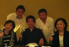 川上麻衣子 公式ブログ/辰巳琢郎さんと 画像3