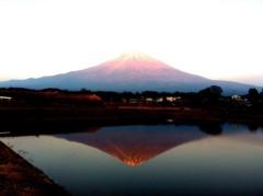 川上麻衣子 公式ブログ/冬の富士山一周ぐるり旅 画像1