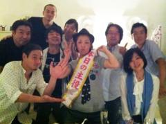 川上麻衣子 公式ブログ/連日の宴 画像2