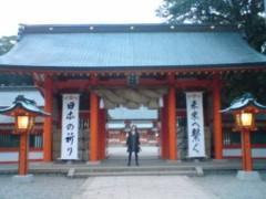 川上麻衣子 公式ブログ/皆様にも御利益を 画像3