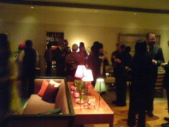 川上麻衣子 公式ブログ/スウェーデン大使館より 画像2