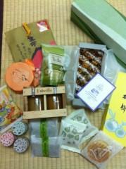 川上麻衣子 公式ブログ/差し入れに感謝 画像1