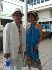 川上麻衣子 公式ブログ/ばななとグローブとジンベイザメ 画像1
