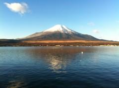 川上麻衣子 公式ブログ/冬の富士山一周ぐるり旅 画像2