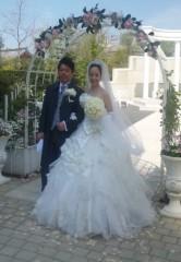 川上麻衣子 公式ブログ/友人の結婚式 画像1