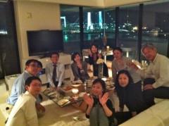 川上麻衣子 公式ブログ/連日の宴 画像1