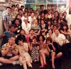 川上麻衣子 公式ブログ/金八先生同窓生の集い 画像1