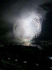 川上麻衣子 公式ブログ/東京湾花火大会 画像1