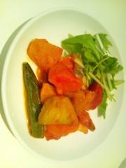 川上麻衣子 公式ブログ/本日も野菜がいっぱい 画像1
